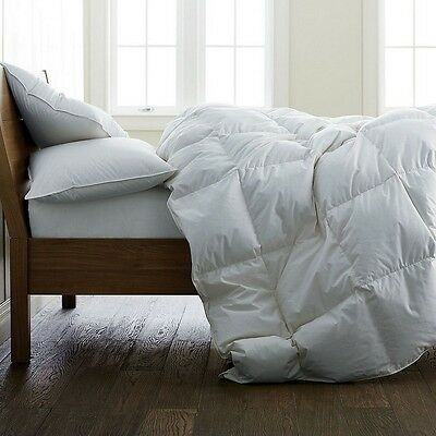 80% Quality Goose Down 20% Feather Quilt Duvet Doona King Size and Queen Size
