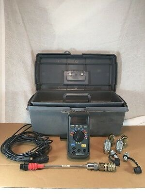 OTC Digital Temperature Pressure Analyzer Heavy Duty Original USA
