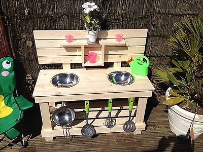 MUD KITCHEN - Hand Made to Order! // Childminding // Early Years // Messy Play