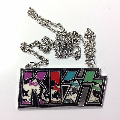 Hello Kitty KISS Necklace
