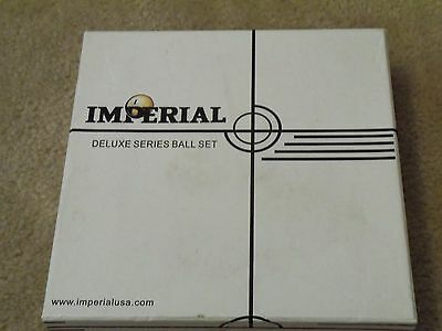 Imperial Deluxe Series Pool Balls