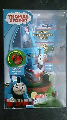 Children Kids Gift Tooth brush Paste Thomas The Tank Engine Friends Train Timer
