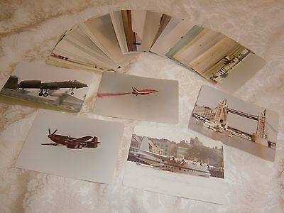 37 Vintage Aircraft/aeroplane/plane Photos From The 1980's - Great Photographs