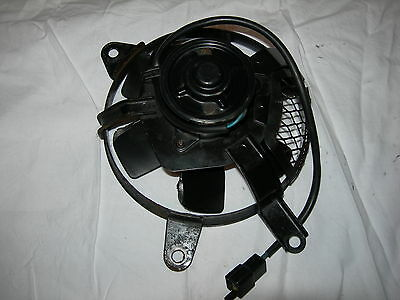 Suzuki SV 650 1999 radiator cooling fan