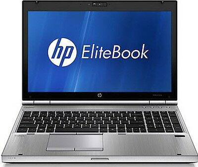 FR! HP Elitebook 8560p Core i5 2,5GHz 15  4GB 250GB Windows 7 WEBCAM
