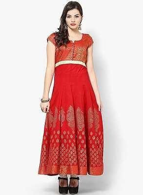 Anarkali Kurti Summer Dress