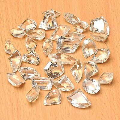 WHOLESALE LOT 300 Cts Crystal Quartz & MIX GEMSTONE CABOCHON AUE3138