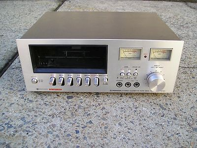 VINTAGE Pioneer CT-F2121 Front Access Stereo Cassette Deck (1975-77)