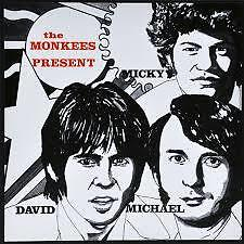 LP : The Monkees - The Monkees Present... (Rhino reissue)