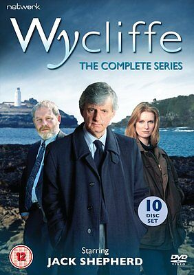 Wycliffe: The Complete Series (Box Set) [DVD]