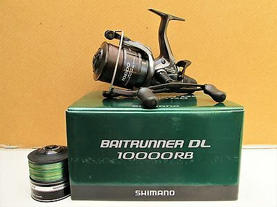 Shimano Baitrunner Dl 10000 Rb 1 Of 2