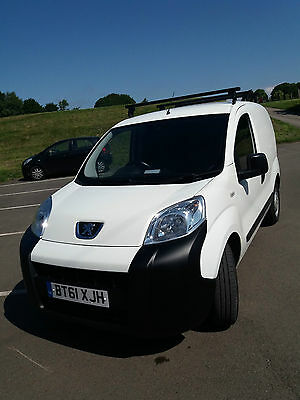 Peugeot Bipper S HDI 64k miles, private sale NO V A T