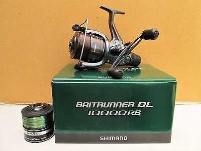 Shimano Baitrunner Dl 10000 Rb 2 Of 2