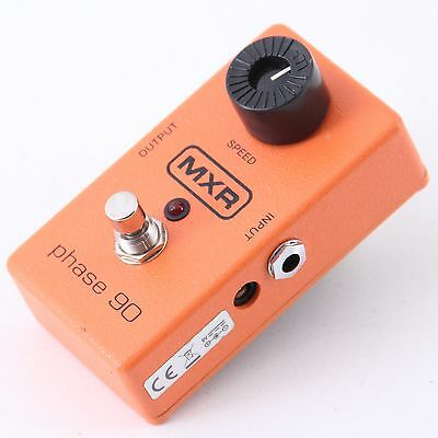 MXR M101 Phase 90 Guitar Effects Pedal P-00904