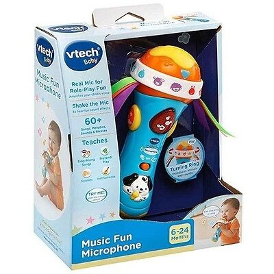 VTech Baby - Music Fun Microphone