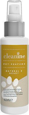 Oatmeal & Honey Pet Perfume Professional Dog Cologne Deodorant Grooming Spray