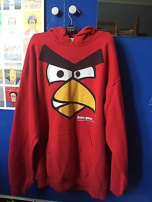 Angry Birds Hoodie Size Small