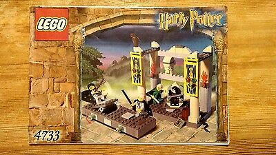 Lego Harry Potter The Dueling Club (4733) (Complete & Rare)