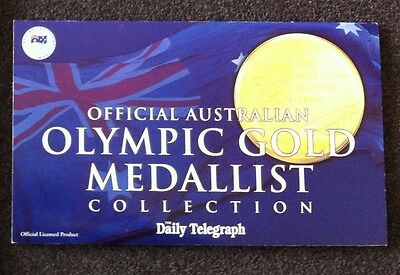 Daily Telegraph 2000 Olympic Gold Medallist collection