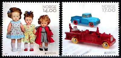 Norway 2015 europa cept MNH