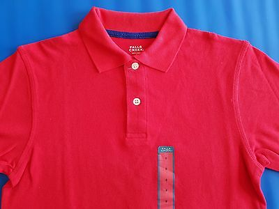 New Joblot wholesale Red Polo shirt x 22