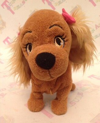 Lucy the Dog Interactive Electronic Pet IMC Toys Puppy Sounds Moves Commands Toy