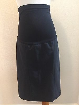 Pea In The Pod Black Skirt Size Small