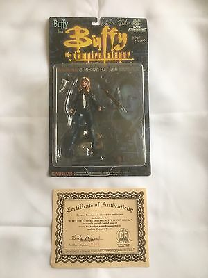 "Buffy The Vampire Slayer 6"" Buffy Signed Dated 1999"