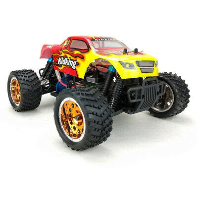 NEW HSP Trojan 1/16 94185 pro electric Brushless 4WD OFFROAD RC BUGGY 2.4GHZ RTR