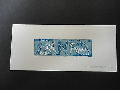 France 2000 PROOF Olympic games Sydney  VF