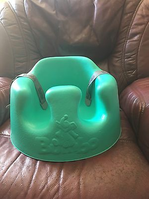 Hi Baby Bumbo Seat With Harness Good Con Used