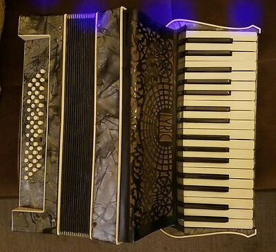 Vintage Lyric Accordion *AS IS* SOUNDS GREAT