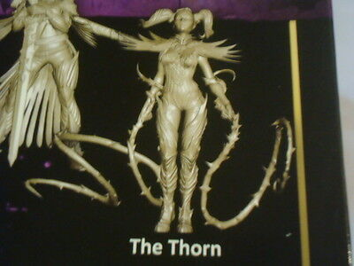 Malifaux Neverborn The Thorn plastic Wyrd miniatures 32 mm