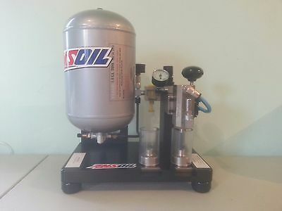 AMSOIL Grease Impact Simulator - Grease Impact Resistance Tester! RARE Machine!