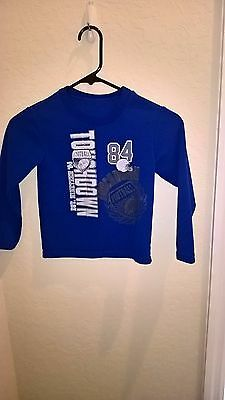 Boys  Size 5T  6T   long sleeve fall winter clothing