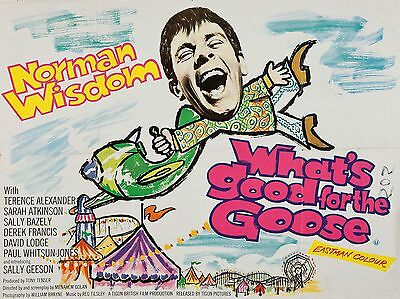 "Whats good for the goose 16""x12"" Repro Movie Poster Photograph"