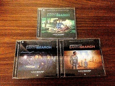 Earthsearch Mindwarp  Chapter's 1,2 and 3  Audiobooks