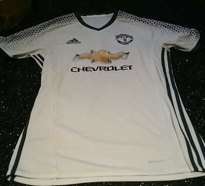 Manchester united away shirt 2016/17