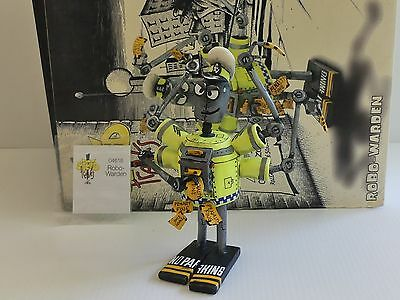 Speed Freaks Figure Robo Warden 04616