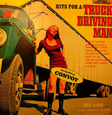 "Hits For A Truck Driving Man 12"" Record"