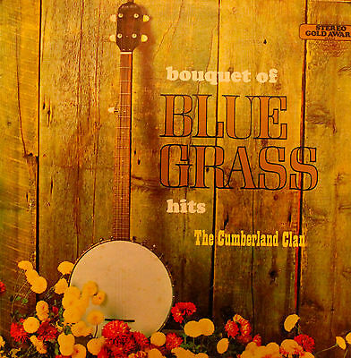 "Bouquet Of Blue Grass Hits, The Cumberland Man 12"" Record"