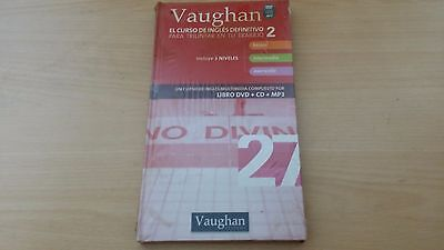Vaughan Systems - El Curso de Ingles Definitivo 27 - LIBRO + DVD + CD MP3