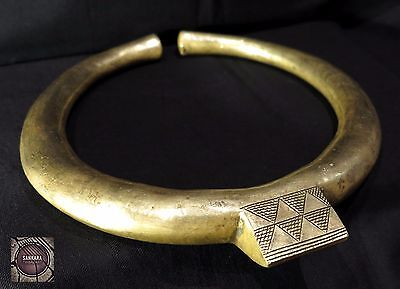 Old Massive Torque Necklace – TEKE Tribe – DR Congo