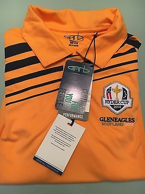 Ryder Cup 2014 Kids Polo Shirt BNWT