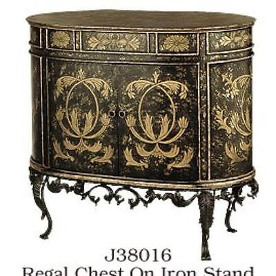 Regal 2 Door Cabinet on Stand JB Hirsch FREE SHIPPING (BRAND NEW)