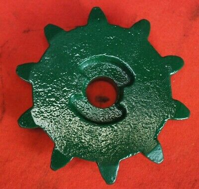 Odd Cole 384 Corn & Cotton Planter 10 Tooth Chain Rate Distance Sprocket