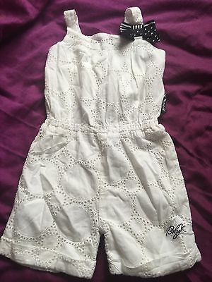 Girls Playsuit. Age 2-3. Baby K