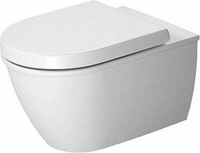 Darling New Special Dual Flush Elongated Toilet Bowl Duravit FREE SHIPPING