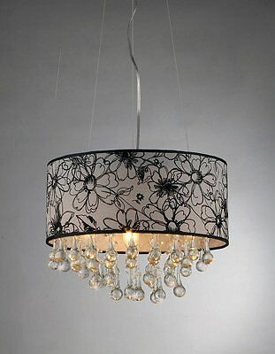 Dione 3-Light Drum Chandelier Warehouse of Tiffany FREE SHIPPING (BRAND NEW)