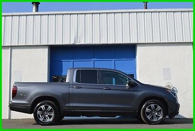 2017 Honda Ridgeline RTL Repairable Rebuildable Salvage Lot Drives Great Project Builder Fixer Easy Fix